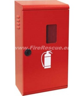FIRE EXTINGUISHER SMART CABINET 4-6 KG/L WITH CLOSING PIN
