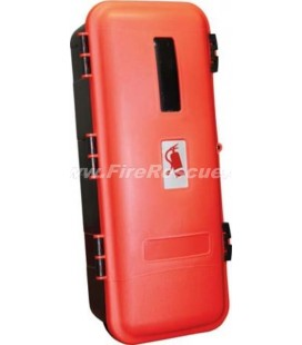 FIRE EXTINGUISHER PVC CABINET 9 KG/L - IT