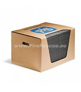 PIG UNIVERSAL MAT PADS LIGHT 38 cm x 51 cm - 100 PADS/BOX