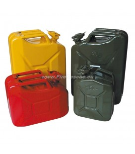METAL PETROL CANISTER 10 L